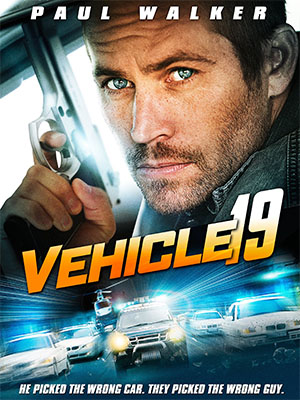Poster of Vehicle 19