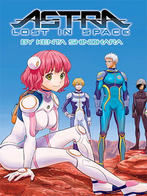 Poster of Astra Lost in Space