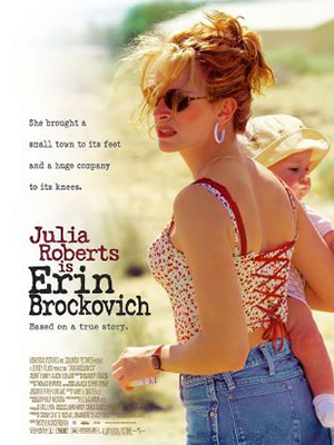 Poster of Erin Brockovich