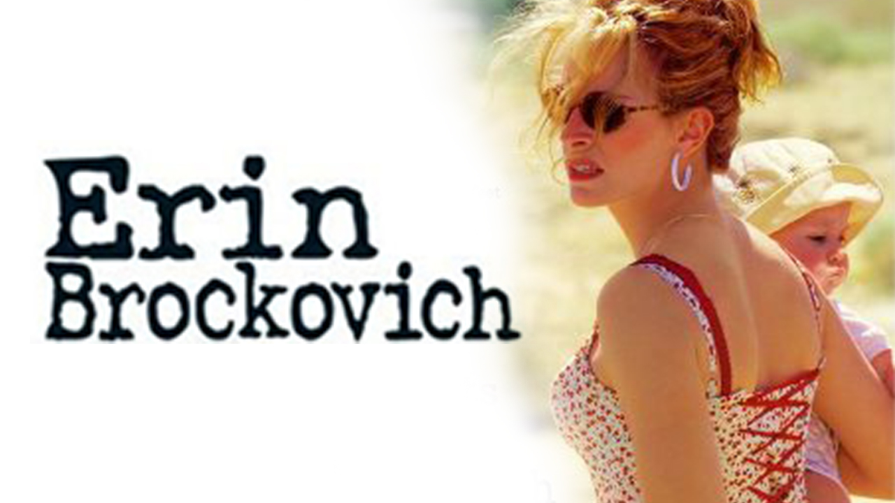 Poster of Erin Brockovich