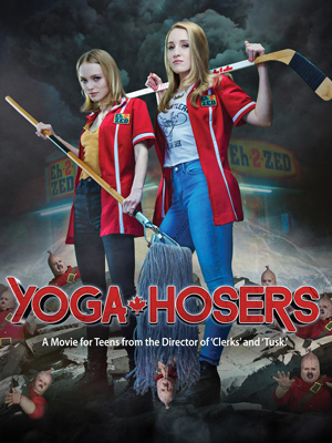 Poster of Yoga Hosers