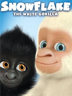 Poster of Snowflake The White Gorilla