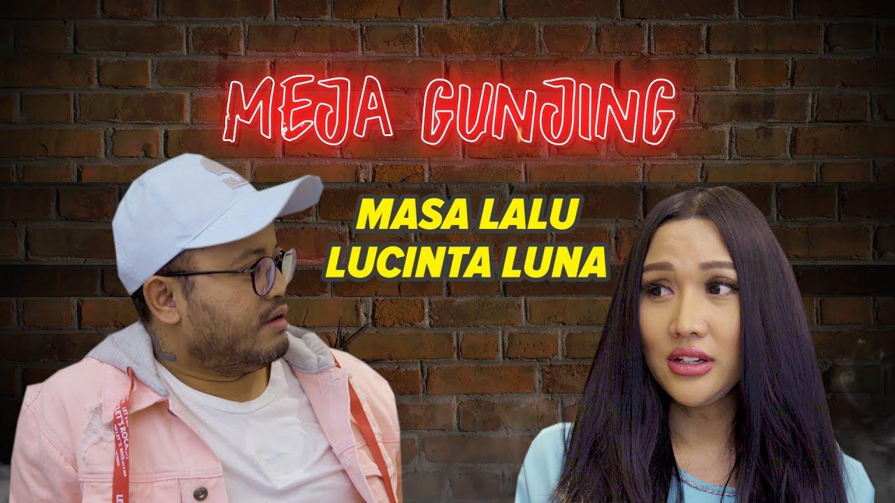 Poster of Meja Gunjing: Lucinta Luna Pacaran Sama Anak Datuk Malyasia?