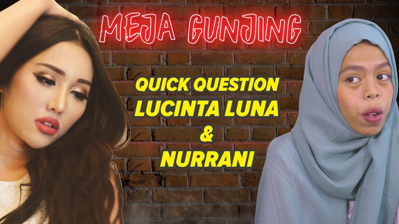 Poster of Meja Gunjing: Cowok Pilihan Lucinta Luna Dan Nurrani