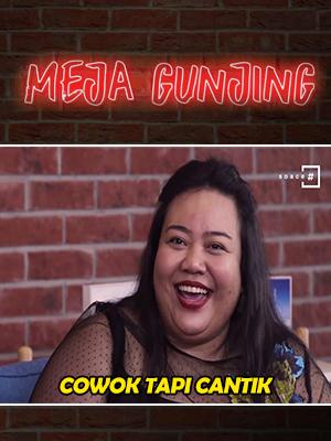 Poster of Meja Gunjing: Cowok Tapi Cantik?