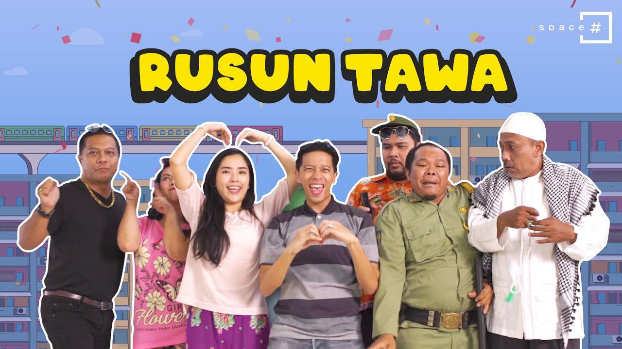 Poster of Rusun Tawa Eps 1