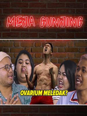Poster of Meja Gunjing: Gara - gara Jojo, Ovarium Meledak