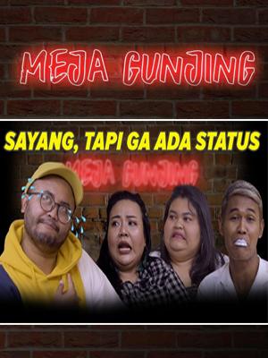 Poster of Meja Gunjing: Tragis!!! KIsah CInta Allan Wangsa Terungkap