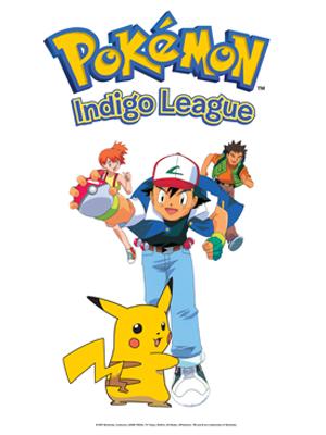 Poster of Pokemon Season 1 : Indigo League