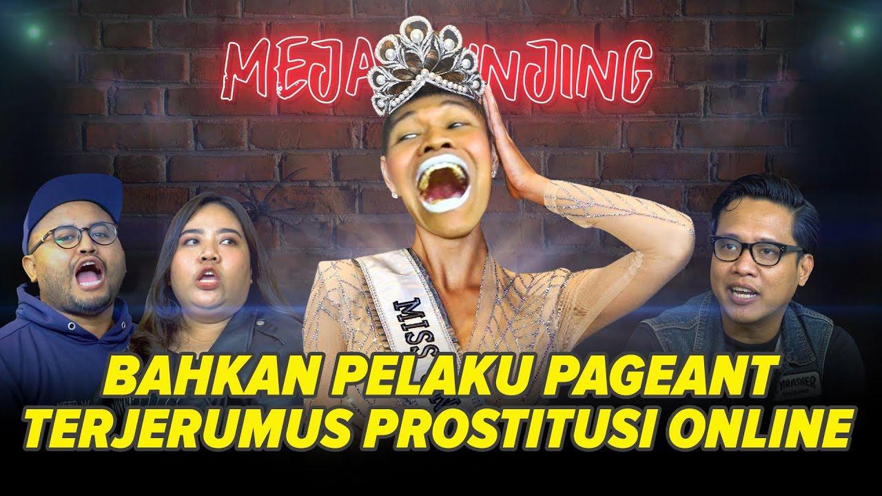 Poster of Meja Gunjing: Bahkan Pelaku Pageant Terjerumus Prostitusi Online