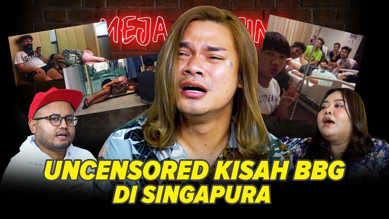 Poster of Meja Gunjing: Uncensored Kisah BBG Di Singapura