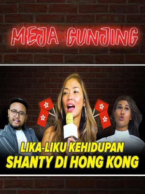 Poster of Meja Gunjing: Lika - liku Kehidupan Shanty Di Hongkong
