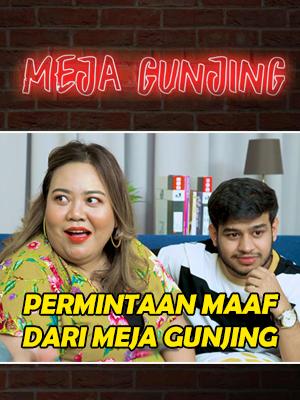 Poster of Meja Gunjing: Permintaan Maaf Dari Meja Gunjing