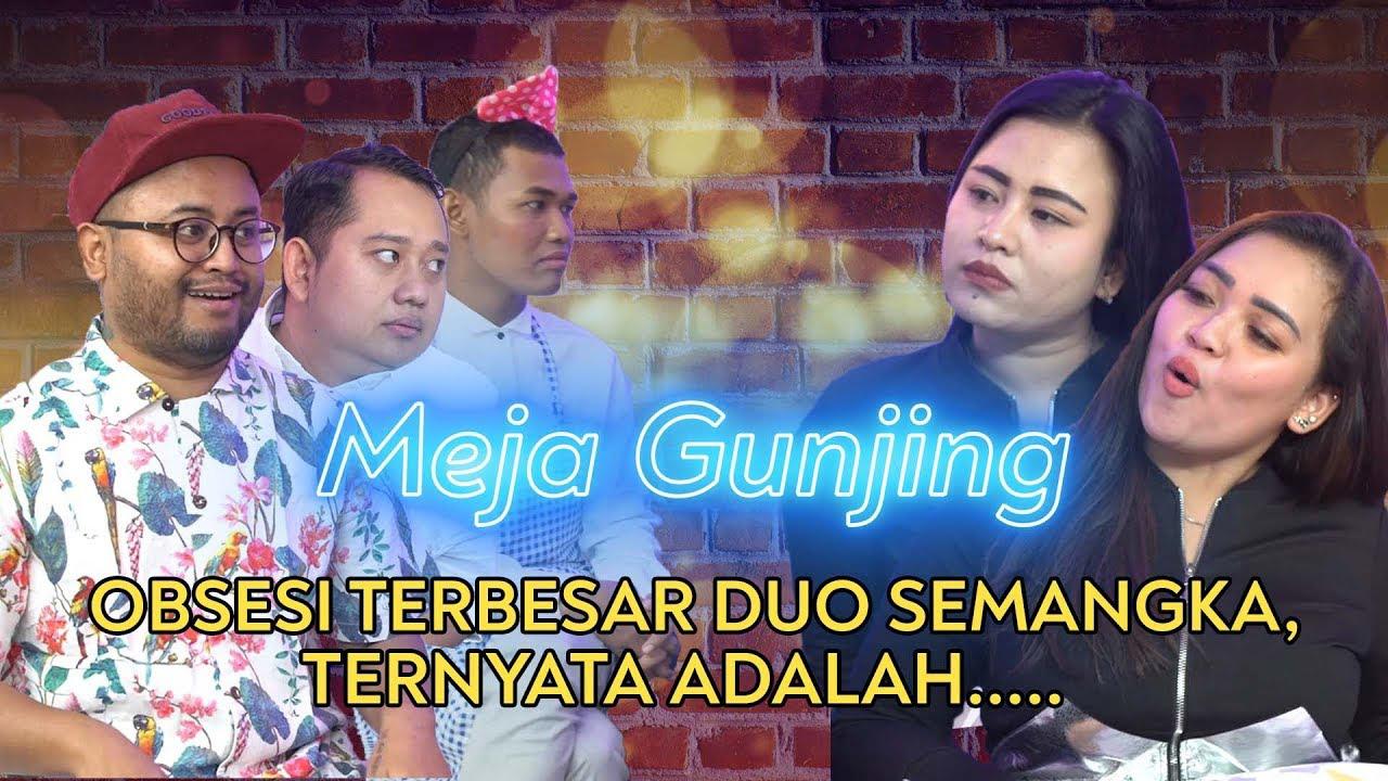 Poster of Meja Gunjing: Obsesi Terbesar Duo Semangka, Ternyata Adalah...