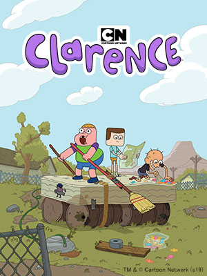 Poster of Clarence Season 1