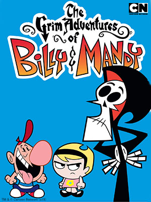 Poster of The Grim Adventures of Billy & Mandy Season 6