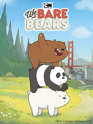 Poster of We Bare Bears Season 1
