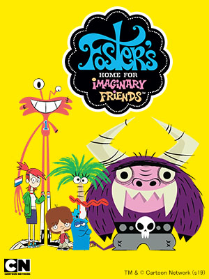 Poster of Foster's Home For Imaginary Friends Season 6