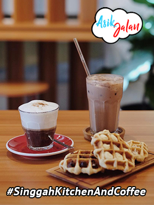Poster of Singgah Kitchen & Coffee