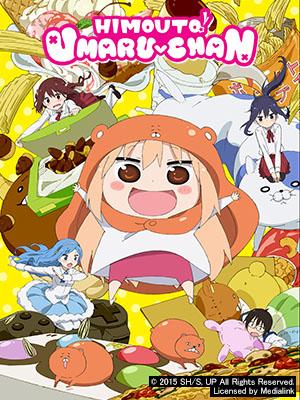 Poster of Himouto! Umaru Chan