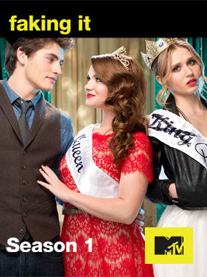 Poster of Faking It Season 1