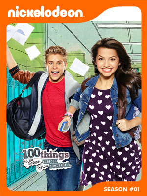 Poster of 100 Things to Do Before High School Season 1