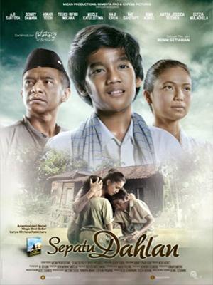 Poster of Sepatu Dahlan