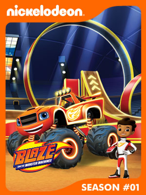 Poster of Blaze and the Monster Machines Season 1