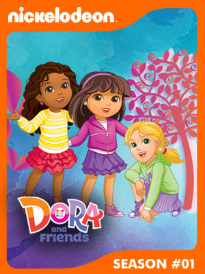 Poster of Dora and Friends Season 1