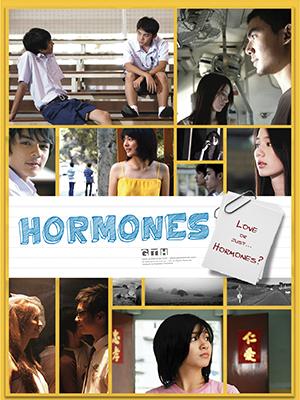 Poster of Hormones