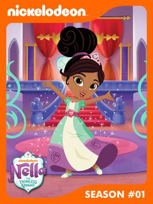 Poster of Nella the Princess Knight Season 1