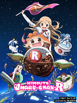 Poster of Himouto! Umaru Chan R