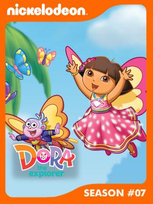 Poster of Dora the Explorer Season 7