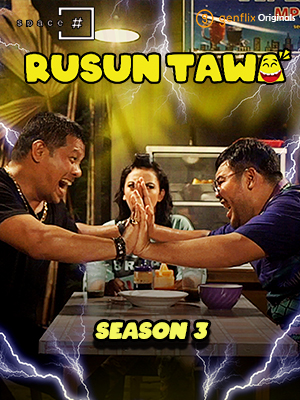 Poster of Rusun Tawa Season 3