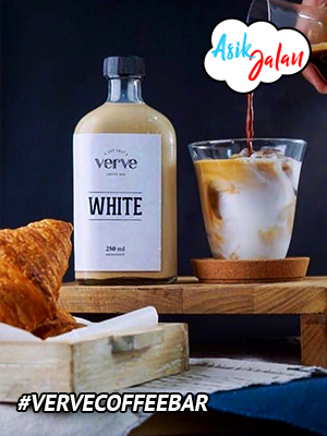 Poster of Verve Coffee Bar