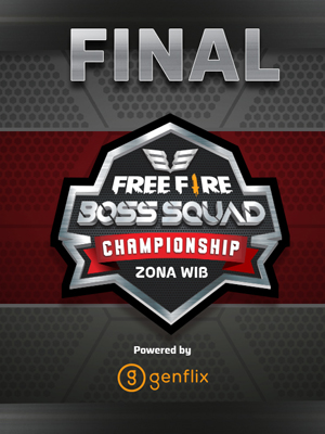 Poster of FREE FIRE BSC CHAMPIONSHIP ZONA WIB FINAL