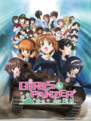 Poster of Girls und Panzer der Film