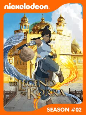 Poster of The Legend of Korra Season 2