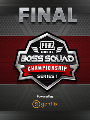 Poster of PUBGM BSC Championship Q1 Series 1 Final