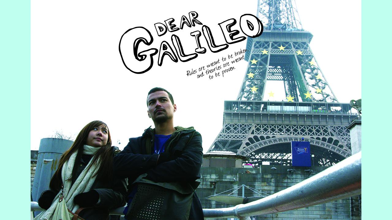 Poster of Dear Galileo