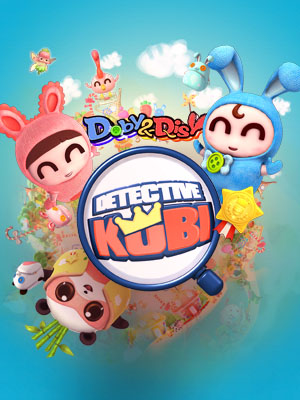 Poster of Doby & Disy: Detective Kubi