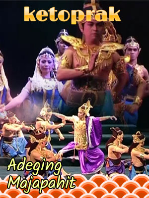Poster of Adeging Majapahit