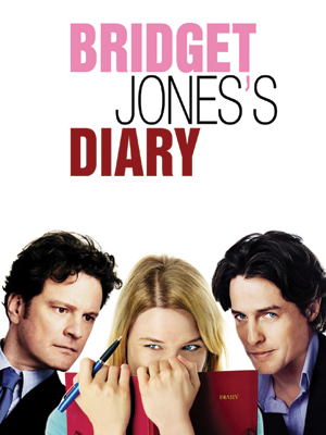 Poster of Bridget Jones Diary