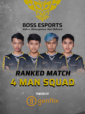 Poster of Ranked Gameplay - 4 Man