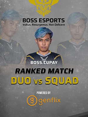 Poster of Ranked Gameplay - Boss.Cupay