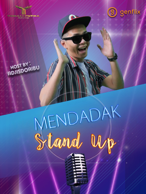 Poster of Mendadak Stand Up