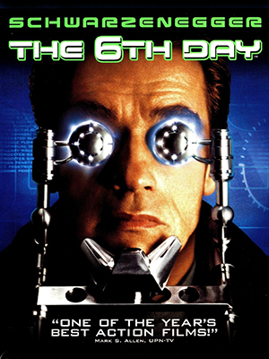 Poster of The 6th Day