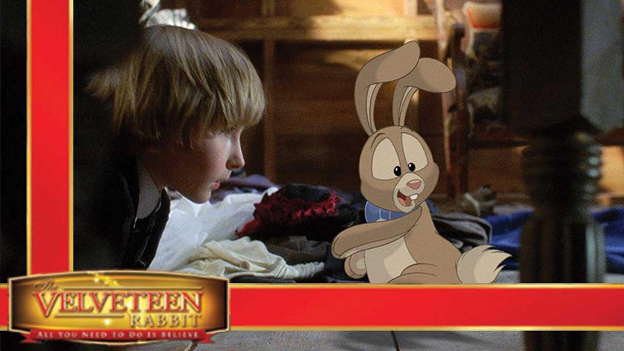 Poster of The Velveteen Rabbit