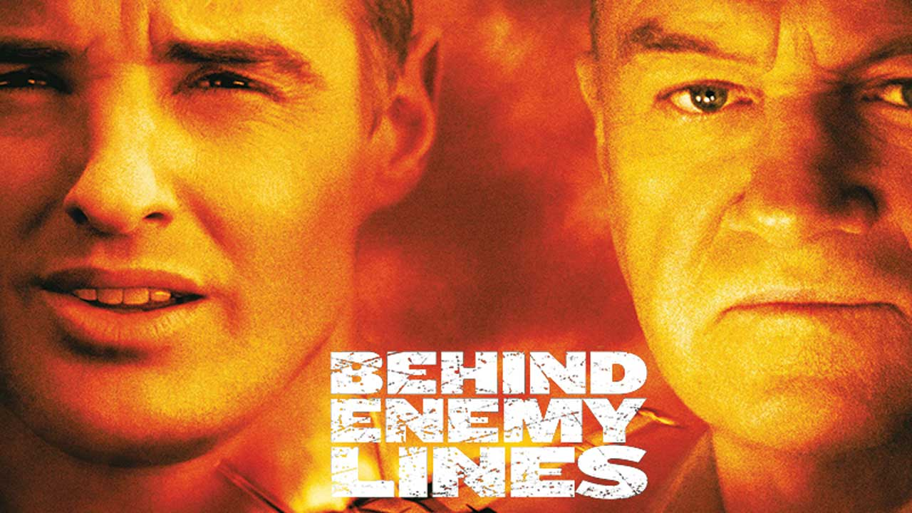Poster of Behind Enemy Lines
