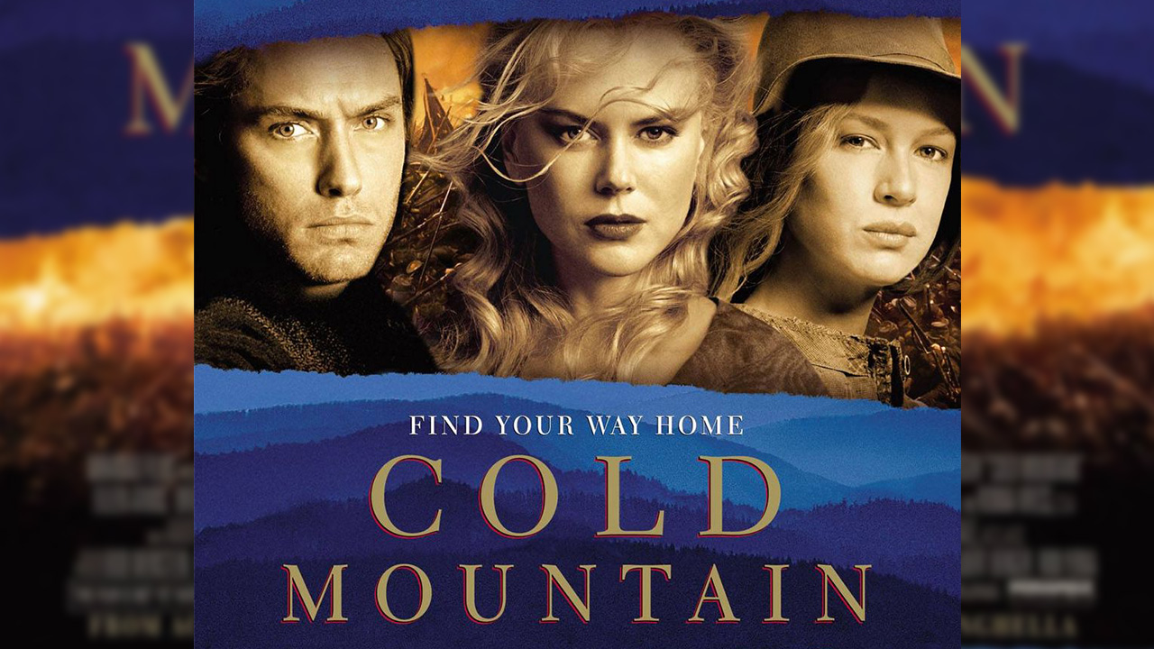 Poster of Cold Mountain